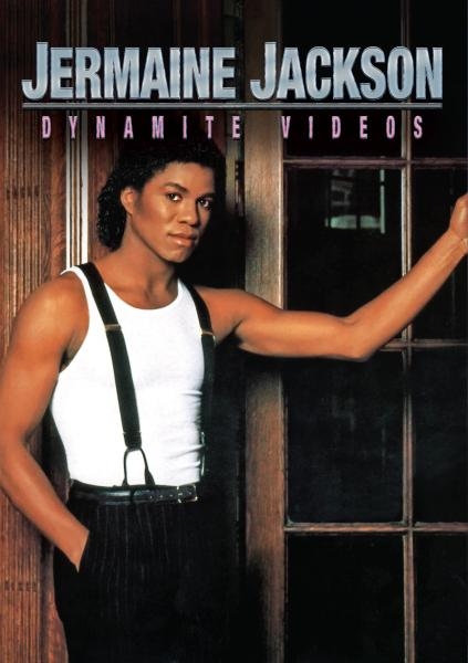 Jermaine Jackson Dynamite Videos Dvd Zavvi