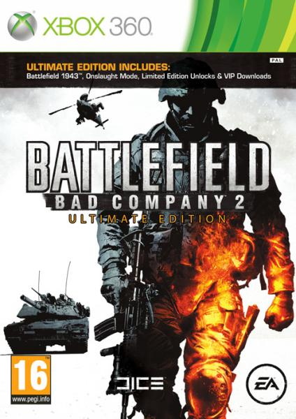 Battlefield Bad Company 2 Ultimate Edition Xbox 360 Zavvi