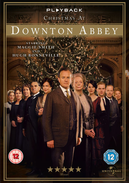 Christmas At Downton Abbey Dvd Zavvi