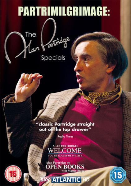 Partrimilgrimage: The Alan Partridge Specials