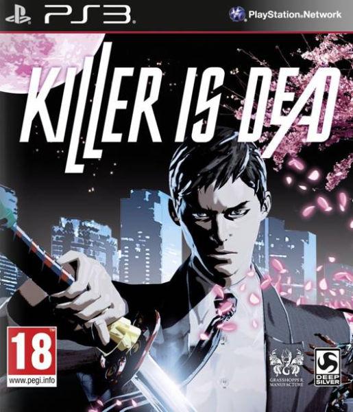 Killer Is Dead Ps3 Zavvi