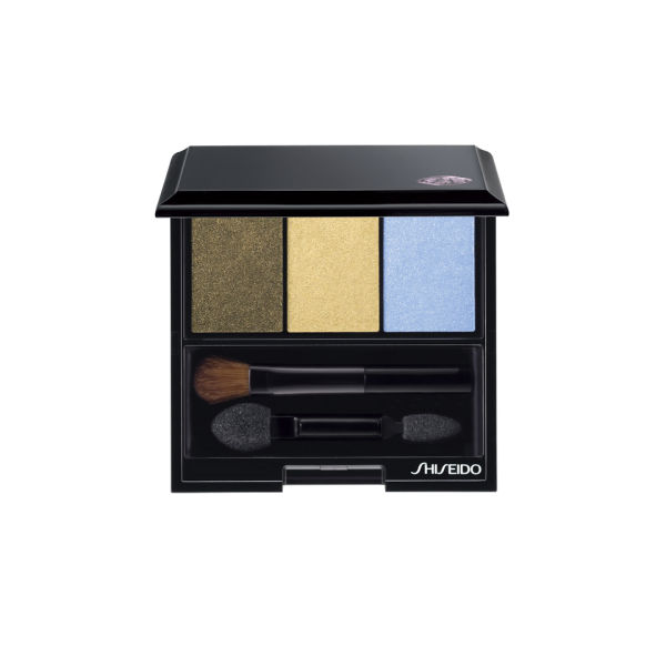 Shiseido Luminizing Satin Eye Color Trio GD804 - Opera 3g
