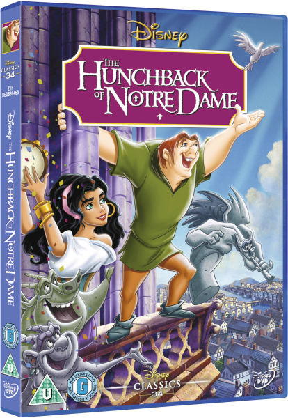a description of the characters of the evil in notre dame Click to read more about the hunchback of notre dame by victor hugo  he persisted in feeding his evil character  amazoncom product description.