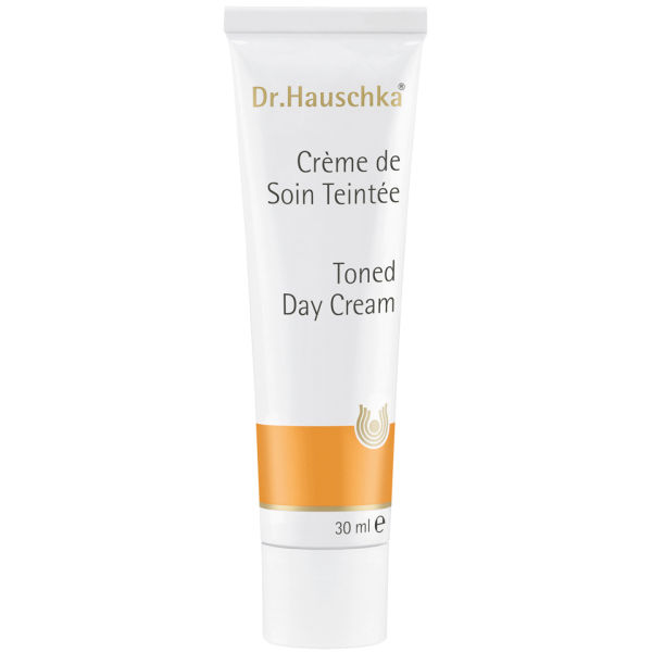 dr hauschka tinted day cream 30ml free shipping lookfantastic. Black Bedroom Furniture Sets. Home Design Ideas