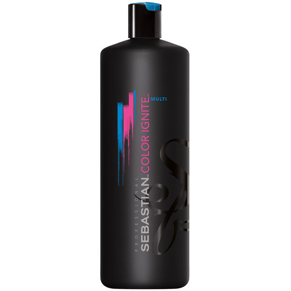 Sebastian Professional Color Ignite Multi Shampoo (1000 ml) - (Verdt £ 56,00)