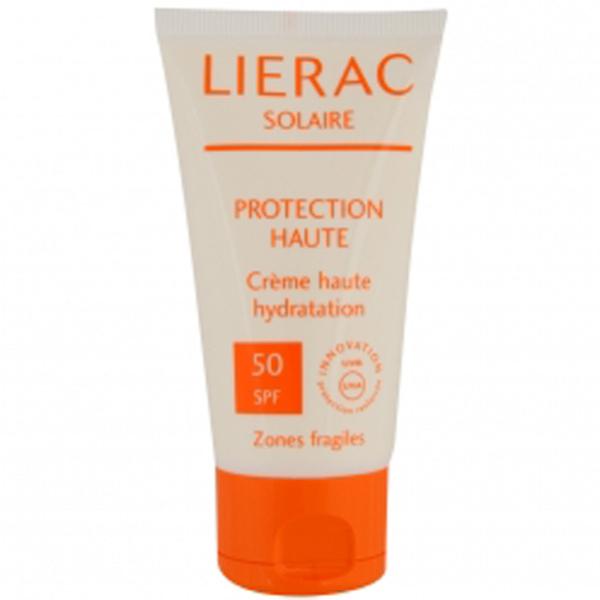 Lierac Solaire Bronzage High Hydration Face Cream Spf50 (50ml)