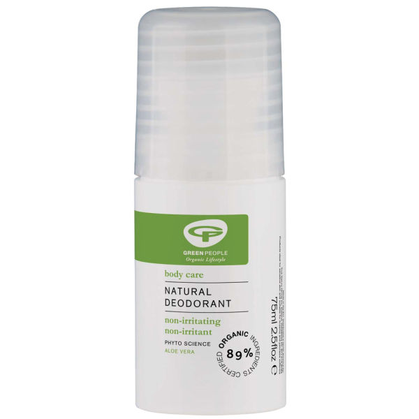 Roll On Aloe Vera Deodorant de Green People (75 ml)