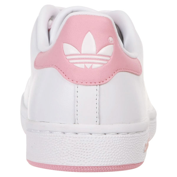 Exceptionnel adidas Women's Stan Smith Trainers - White/Pink Sports & Leisure  IZ69