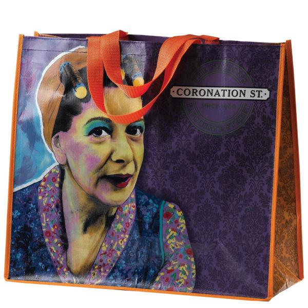 Coronation Street Hilda Shopper Bag IWOOT