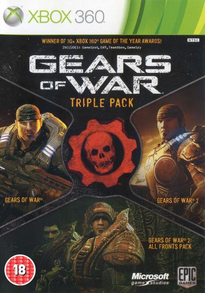 Gears of War: Triple Pack