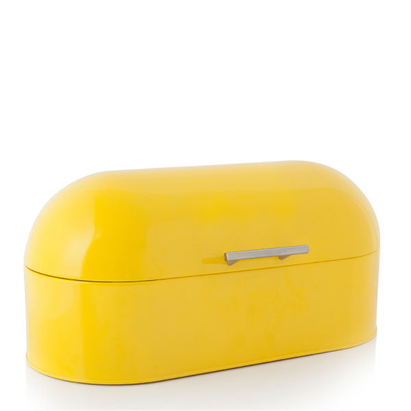 Cook In Colour Dome Bread Bin Yellow Iwoot