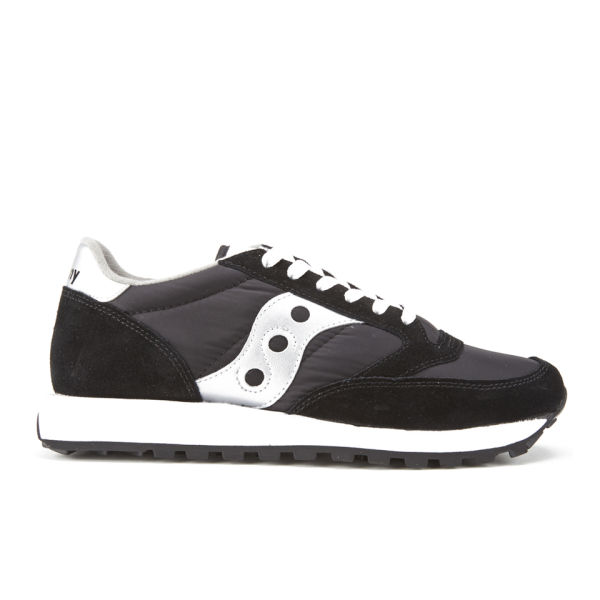 Saucony Men's Jazz Original Trainers - Black/Silver