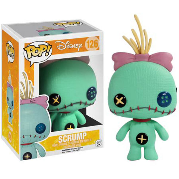 Disney Lilo and Stitch Scrump The Doll Pop! Vinyl Figure