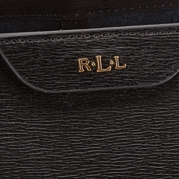 Ralph Lauren City Laukku : Lauren ralph women s tate city tote bag black