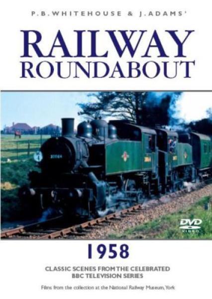 Railway Roundabout 1958 Dvd Zavvi