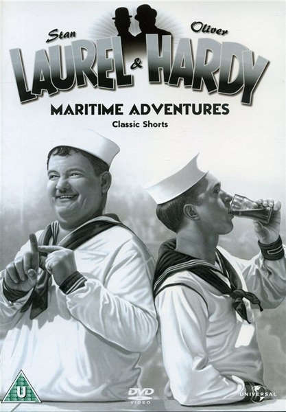 Laurel & Hardy - Maritime Adventures Classic Shorts