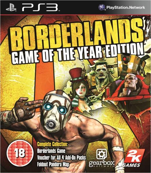 Borderlands Game of the Year Edition [XCI] Torrent …