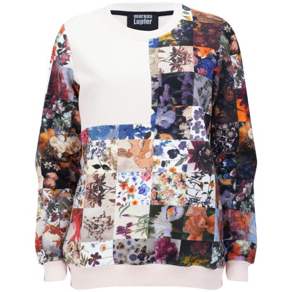 Markus Lupfer Women's Sweatshirt - Candy Floral