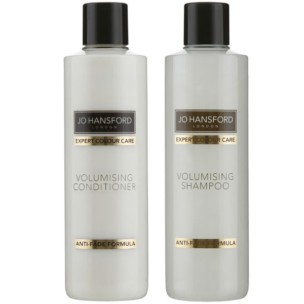 Jo Hansford Expert color Care Volumizing Shampoo and Conditioner (8 oz)