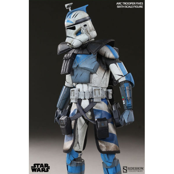 Sideshow Collectibles Star Wars ARC Clone Trooper: Fives