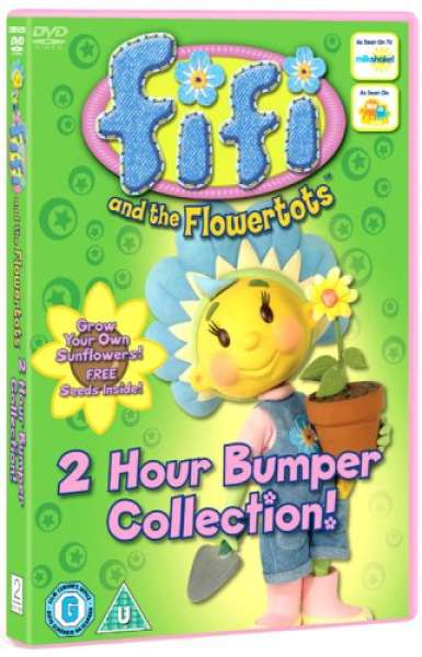 Fifi And The Flowertots Bumper Collection Vol 3 Dvd Zavvi