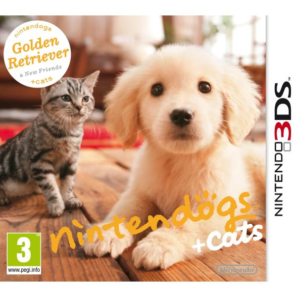 Nintendogs Cats Best Buy