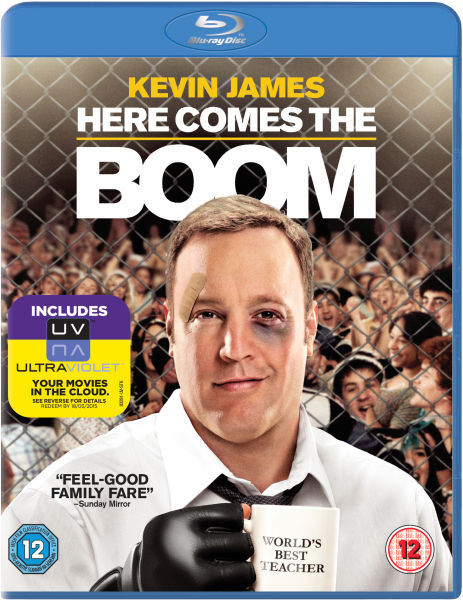 Here Comes the Boom (Includes UltraViolet Copy)