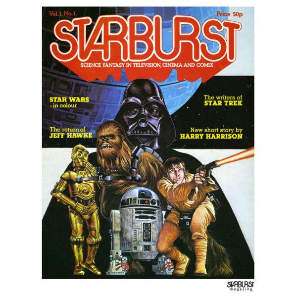 Affiche Fine Art Star Wars Numéro 1 - 1978