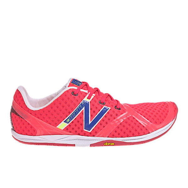 New Balance Women's WR00PB Minimus Running Shoes - Pink/Blue
