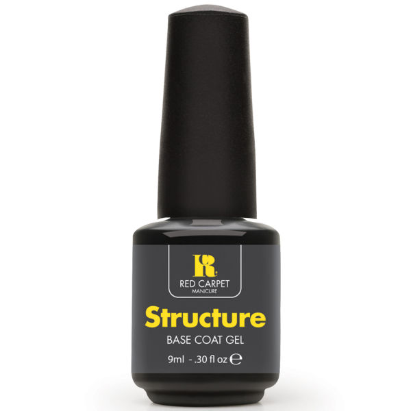 Red Carpet Manicure Structure Base Coat Gel