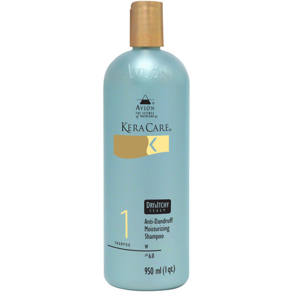 Keracare Dry And Itchy Scalp Moisturizing Shampoo 950ml