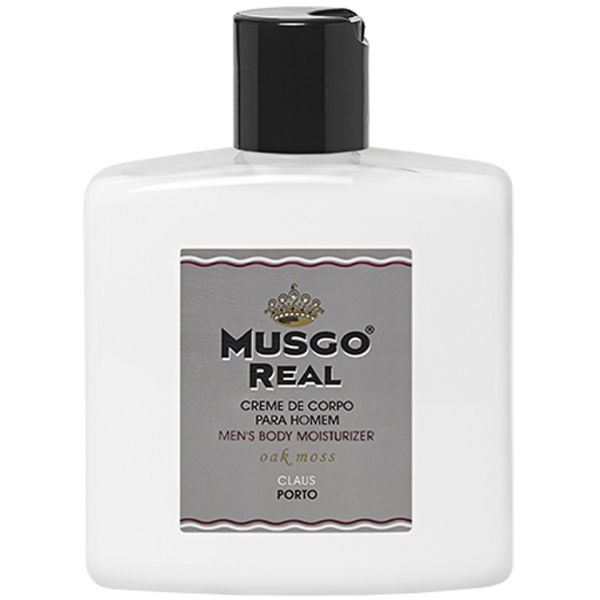 Musgo Real Body Cream - Oak Moss