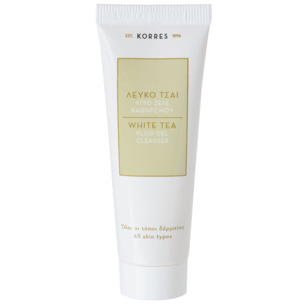 Korres White Tea Gel Cleanser (16ml)