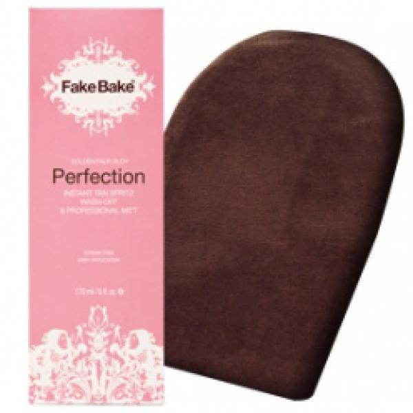 Fake Bake Perfection Instant Tan Spritz/ Mitt 4.2oz