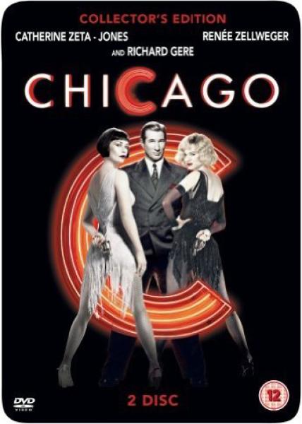 Chicago - Limited Steelbook Edition