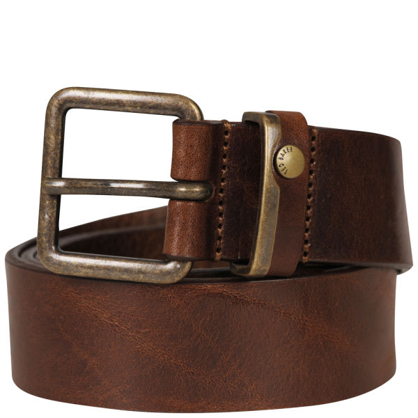 75d520d32 Ted Baker Katchup Casual Leather Belt - Tan
