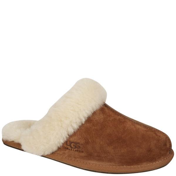 a932424defa UGG Women s Scuffette II Sheepskin Slippers - Chestnut  Image 3
