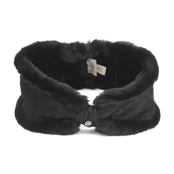UGG Women's Classic Collection Carter Headband - Black
