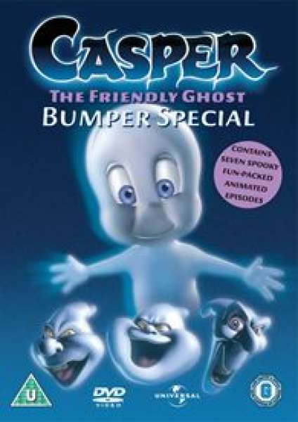 Casper The Friendly Ghost Bumper Special Dvd Zavvi