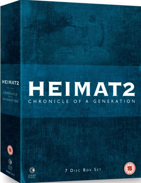 Heimat 2 - Chronicle of a Generation