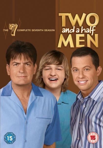 Two and a Half Men - Season 7 Box Set DVD | Zavvi