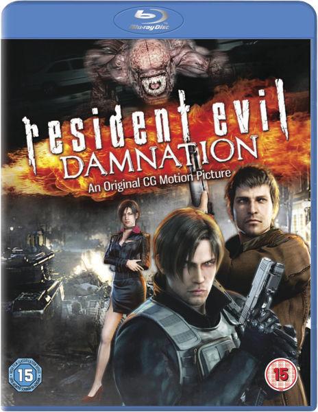 Resident Evil: Damnation (Includes UltraViolet Copy)