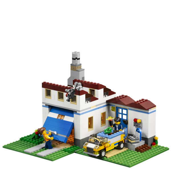 Lego Creator Family House 31012 Toys Thehut