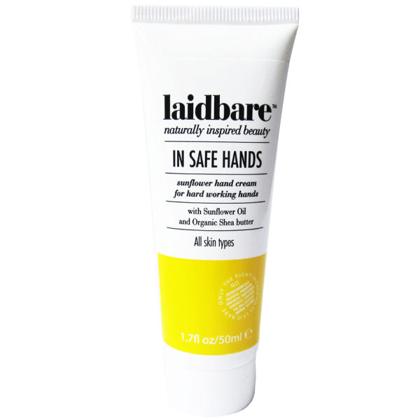 Laidbare Handle With Care Hand Cream