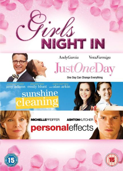 Girls' Night In Collection (Just One Day/Sunshine Cleaning/Personal Effects)