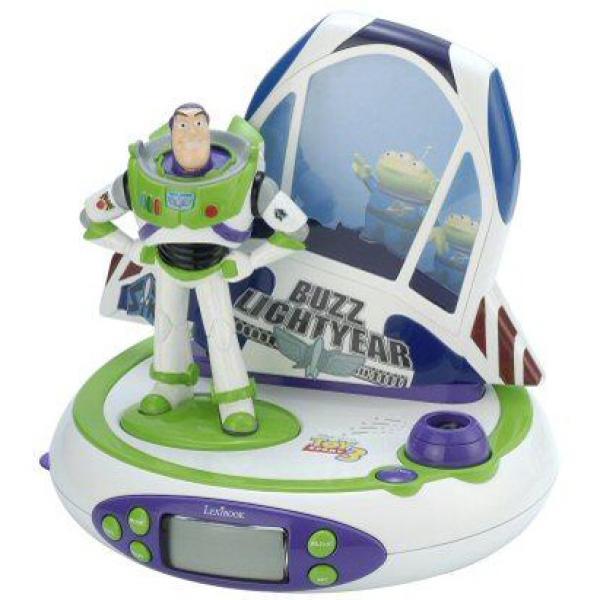 Toy Story Projector Radio Alarm Clock Toys Thehut Com