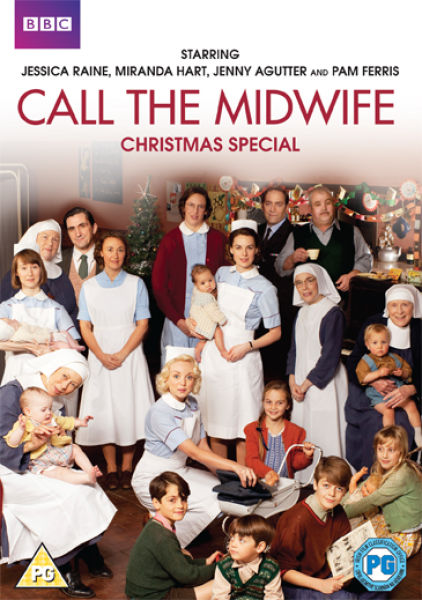 Call The Midwife Christmas Special Dvd Zavvi