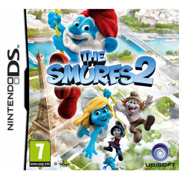 Smurfs 2 Nintendo Ds Zavvi