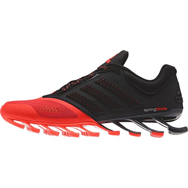 adidas springblade black and red