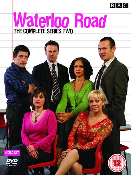 Waterloo Road The Complete Series 2 Dvd Zavvi